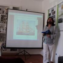 Theodor de Canzianni - predavanje o Bark Ban Mažuranić  u programu Fiumara 2013.