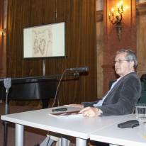 Prof.dr. Nenad Moačanin s Odsjeka za povijest Filozofskog fakulteta Sveučilišta u Zagrebu