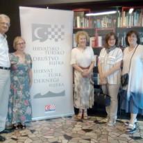 Veleposlanik na otvaranju 9. ciklusa turskog filma