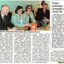 Uspostava veza Rijeka i Mersina - Novi List