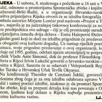 Prozor u Tursku - Novi List