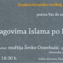 Tragovima Islama po Hrvatskoj 1