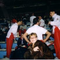 Turska karate ekipa 2