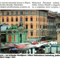 Turska kuća - Novi List 2005